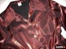 Wizytowa Koszula Błyszcząca Święta j Nowa 40 42 - 4