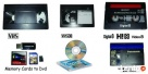Montaż filmów, przegrywanie kaset na DVD, BD-R