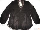 H&M Zwiewna Koszula z Falbanką Elegancka NOWA 34 XS 36 S - 2