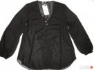H&M Zwiewna Koszula z Falbanką Elegancka NOWA 34 XS 36 S - 7