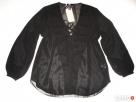 H&M Zwiewna Koszula z Falbanką Elegancka NOWA 34 XS 36 S - 1