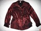 Wizytowa Koszula Błyszcząca Święta j Nowa 40 42 - 5