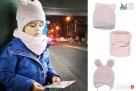BROEL Lorena czapka na zimę dla dziewczynki kotek 49, 51, 53 Szczecin