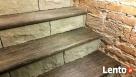 Schody - rustykalne, postarzane, rzeźbione - 6