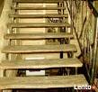 Schody - rustykalne, postarzane, rzeźbione - 5