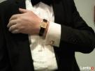 Zegarek męski Seiko złocony