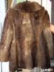 Śliczne krótkie futerko z piżmaków - 2