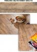 PŁYTKI PODŁOGOWE jak deska panel drewnopodobne FROMAG - 3