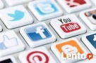 Integracja strony z mediami społecznościowymi, tanie pozycjo
