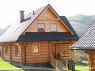 gonty drewniane domy drewniane z bali góralskie - 4