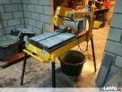 Wynajem- przecinarka stołowa do glazury/płytek (350mm) Ryki