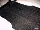 KAMIZELKA sweterek Narzutka NOWA Błyszcząca Nić M L XL - 7