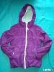 Piękna firmowa kurtka dla dziewczynki rozm.125/132-wysyłka