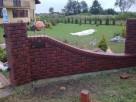 Ogrodzenia z klinkieru,betonowe, kamienia - 4