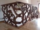 Stylowe schody drewniane, Katowice, śląskie - 6