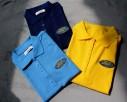 Koszulki T-shirt Polo z haftem, Twój napis, logo firmy - 1