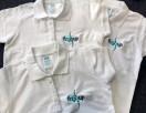 Koszulki T-shirt Polo z haftem, Twój napis, logo firmy - 2