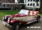 Samochód, limuzyna auto do ślubu-Nestor Baron, Cadillac