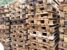 Paleta drewniana UŻYWANA jednorazowa palety jednorazowe - 2