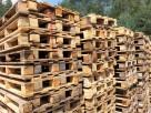 Paleta drewniana UŻYWANA jednorazowa palety jednorazowe - 3