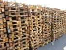Paleta drewniana UŻYWANA jednorazowa palety jednorazowe - 1