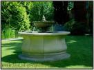 Fontanny ogrodowe z kamienia naturalnego - 6