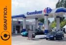 Oznakowanie, branding stacji paliw, pylony cenowe - 2