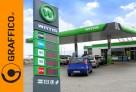 Oznakowanie, branding stacji paliw, pylony cenowe - 5