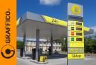 Kompleksowe oznakowanie reklamowe stacji paliw - 3