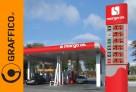 Kompleksowe oznakowanie reklamowe stacji paliw - 4