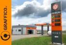 Kompleksowe oznakowanie reklamowe stacji paliw - 8