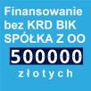 Kredyty dla spółek z o.o.