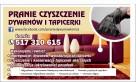 Pranie czyszczenie dywanów i tapicerki Łomża 516459109