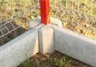Podmurówka ogrodzeniowa pełna JONIEC 249X20X5,5CM - 2