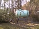 Zbiornik na gaz NOWY 2700 ZIELONY - 2