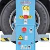 Wyposażenie warsztatu podnośnik do samochodów ciężarowych DE - 4