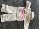 Śliczne ubranka dla dziewczynki i chłopca roz.62,68,74,80,86 - 4