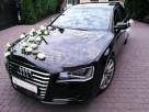 AUTO DO ŚLUBU AUDI A8 V8 Long. Najwyższy Luksus. - 2