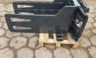 Chwytak do bel Makulatury Ścisk do wózka widłowego Kaup ISO2 - 4