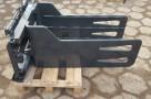 Chwytak do bel Makulatury Ścisk do wózka widłowego Kaup ISO2 - 3