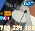 Montaż Serwis Ustawianie Anten TV Białołęka Targówek od 70zł - 1
