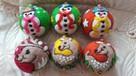 BOMBKI nietłukące się, idealne dekoracje na święta - 15 cm - 4