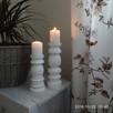Dekoracje świeczniki toczone drewniane  design Rękodzieło