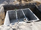 Szamba betonowe szambo zbiorniki na deszczówkę TANIO ATEST