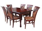 Krzesło eleganckie stylowe nowe tapicerowane producent - 2