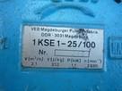 Sprzedam pompę elektryczną 1 KSE 1 - 220V / 1,1 KW. - 4