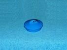 Korek do zlewu korek do wanny niebieski błękitny - 2