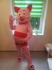PROSIACZEK chodząca żywa maskotka duży pluszak kostium - 3