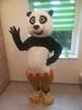 KUNG FU PANDA chodząca żywa maskotka duży pluszak kostium