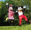Myszka MINI MIKI chodzące reklamowe żywe maskotki kostiumy - 2